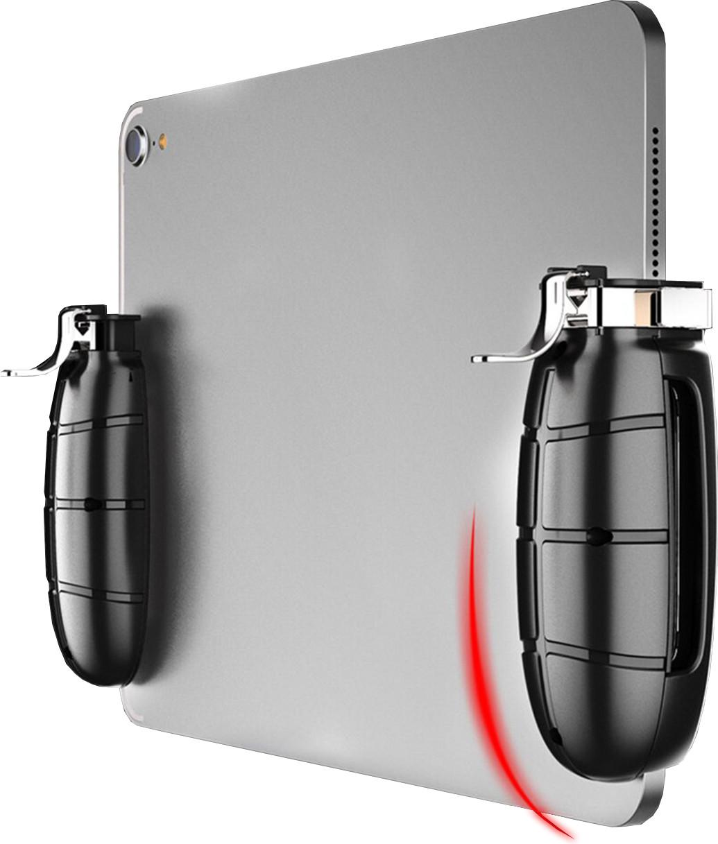 Игровой триггер для планшета Lesko AK-Pad для PUBG Seuno игровой контроллер огонь цель кнопка