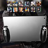 Игровой триггер для планшета Lesko AK-Pad для PUBG Seuno игровой контроллер огонь цель кнопка, фото 4