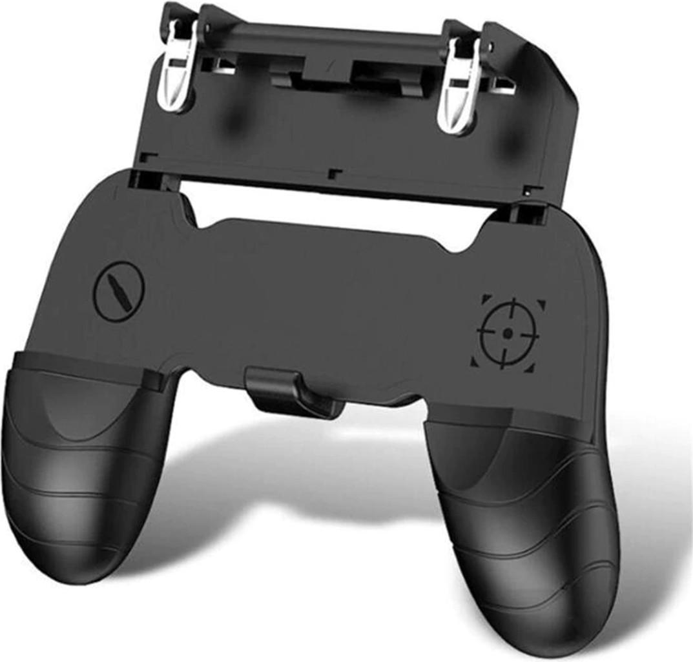 Игровой геймпад триггер Lesko W18 мобильный джойстик для игроманов PUBG телефона