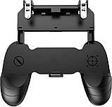 Игровой геймпад триггер Lesko W18 мобильный джойстик для игроманов PUBG телефона, фото 5