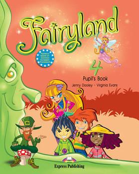 Fairyland 4 Pupil's Book