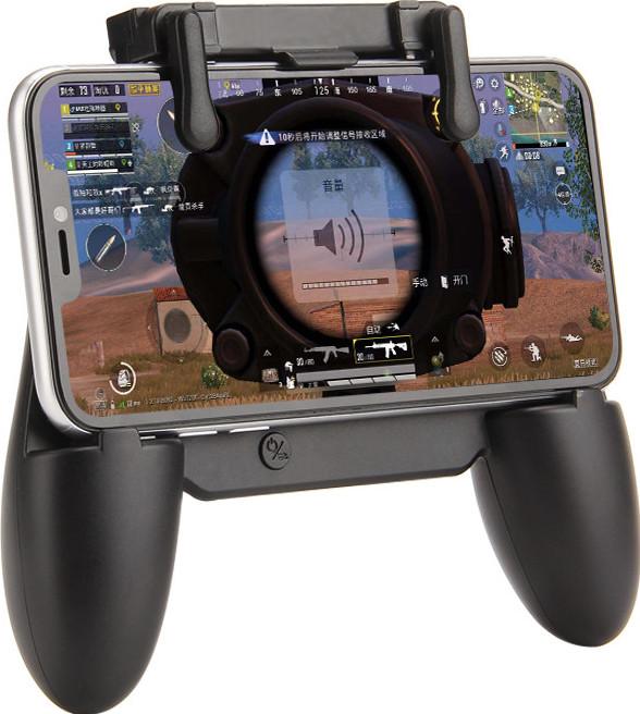 Бездротовий сенсорний геймпад тригер для смартфонів Union PUBG Mobile M18