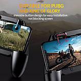 Бездротовий сенсорний геймпад тригер для смартфонів Union PUBG Mobile M18, фото 6