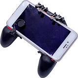 Sundy Беспроводной геймпад триггер для смартфонов Union PUBG Mobile X2, фото 2