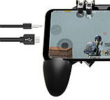 Sundy Безпровідний геймпад тригер-джойсти для смартфонів Union PUBG Mobile AK66 Copy, фото 6