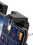 Sundy Безпровідний геймпад тригер для смартфонів Union PUBG Mobile К9 Original з вентилятором і акумулятором, фото 4