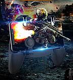 Sundy Безпровідний геймпад тригер для смартфонів Union PUBG Mobile К9 Original з вентилятором і акумулятором, фото 5