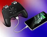 Sundy Беспроводной геймпад триггер для смартфонов Union PUBG Mobile F88 Original с вентилятором и, фото 3