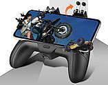 Sundy Беспроводной геймпад триггер для смартфонов Union PUBG Mobile F88 Original с вентилятором и, фото 2