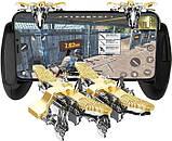 Sundy Беспроводной сенсорный геймпад триггер для смартфона Union PUBG Mobile Fly, фото 3