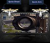 Sundy Беспроводной сенсорный геймпад триггер для смартфона Union PUBG Mobile Fly, фото 5