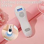Домашний Фотоэпилятор Doc-team XGY011 IPL эпилятор домашний. Лазерный эпилятор 999 тыс вспышек, фото 4