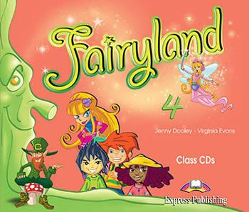 Fairyland 4 Class CD