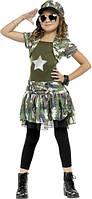Маскарадный костюм Солдатка, Детские карнавальные костюмы