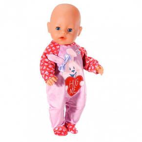 Одежда для куклы Baby Born комбинезон Zapf Creation 828250, фото 2