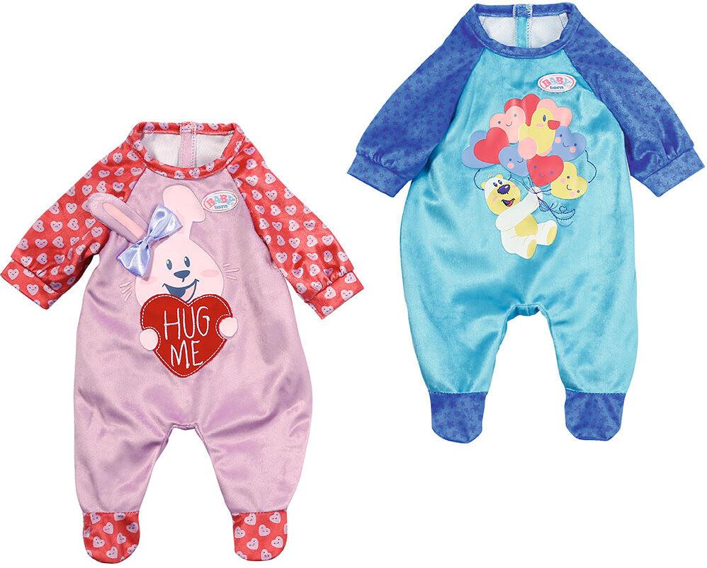 Одежда для куклы Baby Born комбинезон Zapf Creation 828250