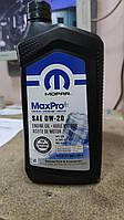 Масло Mopar MaxPro+ SAE 0W-20 0.946л. 68218950AC