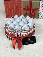 Торт з Kinder / Оригінальний подарунок / Елітний подарунок / Подарунок для дівчини на день народження