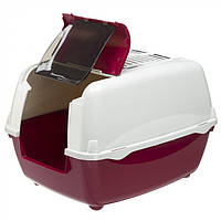Закритий туалет для котів Ferplast Bella Cabrio (43.5 x 56 x 38 див.)