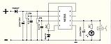 Контроллер заряда аккумуляторной батареи 12В XH-M601, фото 4