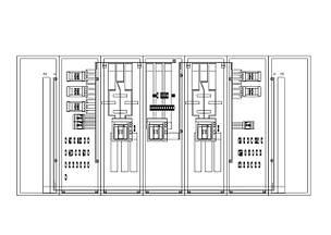 Панели распределительных щитов серии ЩО70; ЩО90; ЩО98