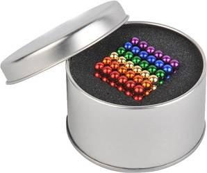 Неокуб | Цветная игрушка | Магнитный конструктор NeoCub Rainbow 5 мм