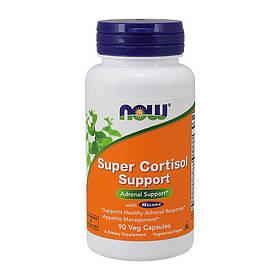 Підтримка рівня кортизолу NOW Super Cortisol Support 90 veg caps