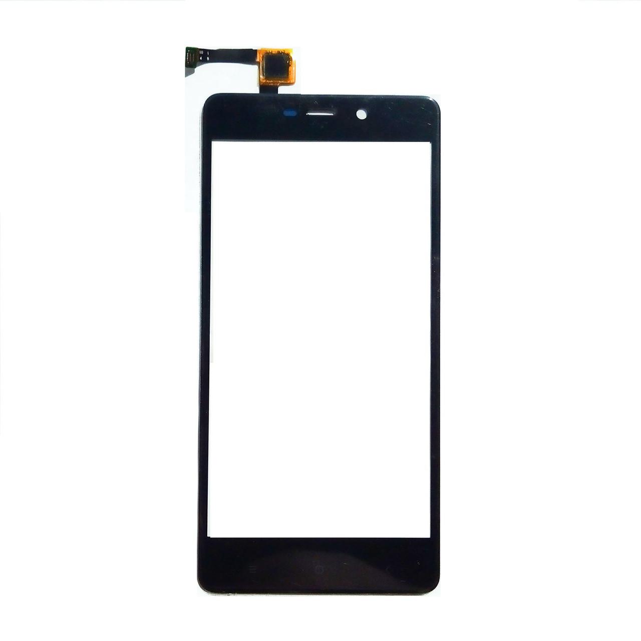 Сенсорный экран для смартфона Xiaomi Redmi 4 Pro / Prime, тачскрин черный