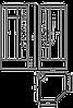 Гидромассажные боксы Volle Гидробокс Volle Lanvin 100 см на глубоком поддоне 11-88-112, фото 3