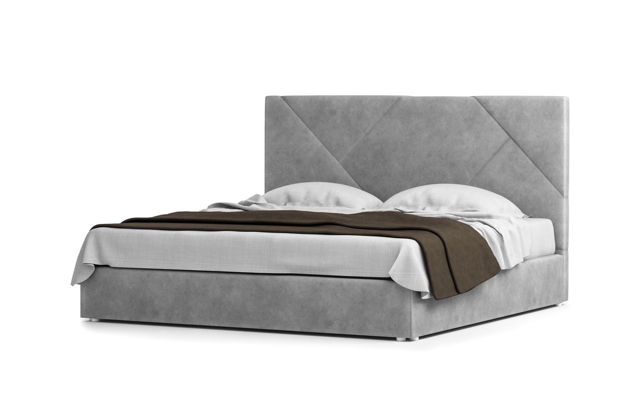"""Двуспальная кровать """"Сити"""" от Шик-Галичина (разные размеры)"""