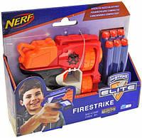 Бластер Нерф Firestrike