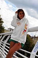 Толстовка жіноча в стилі Kith x Lebron, фото 1