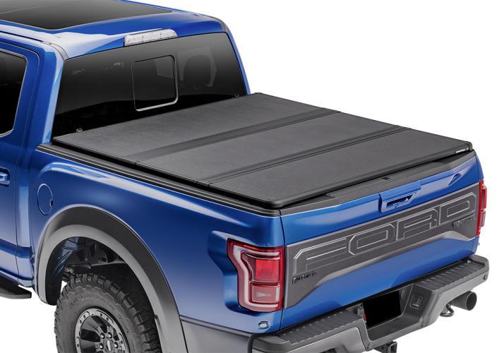 Трехсекционная алюминиевая крышка AR Design Ford F150  5.5/6.5   BED 2015+