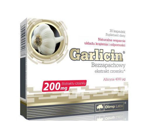 Часниковий екстракт Olimp Garlicin (30 caps)