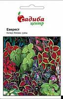 """Семена цветов колеуса Эверест смесь, 0,02 г, """"Садиба  Центр"""",  Украина"""
