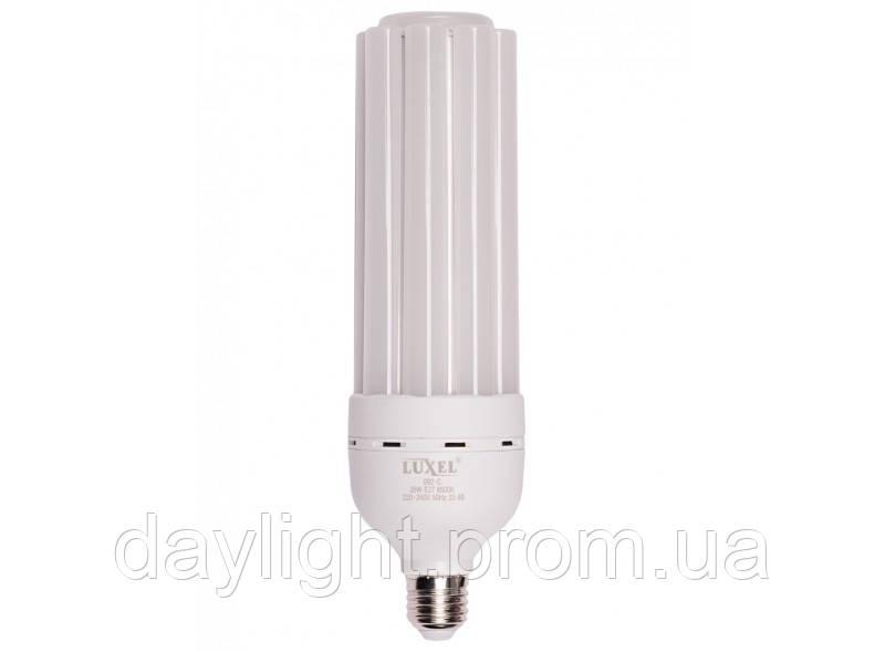 Лампа светодиодная 35W 6500k E27 Luxel Premium