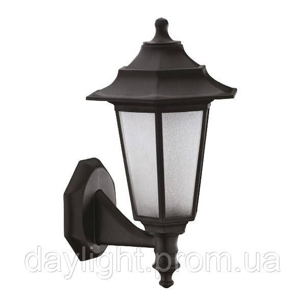 Фасадный светильник BEGONYA-2 Е27 черный