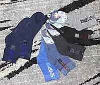 Носок стрейчевый подростковый С-117(уп.12 шт.)Мальчик, фото 1