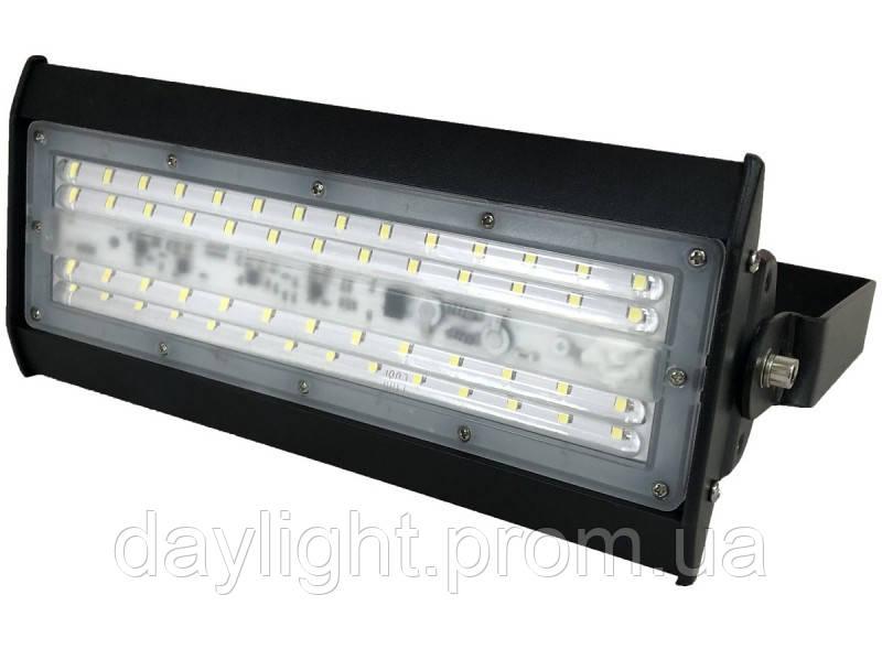 Светодиодный секционный прожектор 50W 6500k 5000lm LUXEL