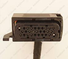 Разъем автомобильный 29-pin/контактный. Мама. 50×19 mm. Б.У