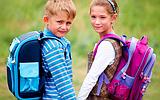 Школьные рюкзаки и портфели
