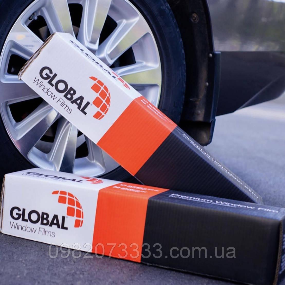 Автомобильная металлизированная солнцезащитная плёнка для тонировки стекол Global HPI CH 05 (15 м.п.)