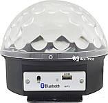Светомузыка диско шар Magic Ball Music MP3 плеер с bluetooth XXB 01/M6 (2479), фото 2