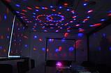 Светомузыка диско шар Magic Ball Music MP3 плеер с bluetooth XXB 01/M6 (2479), фото 5