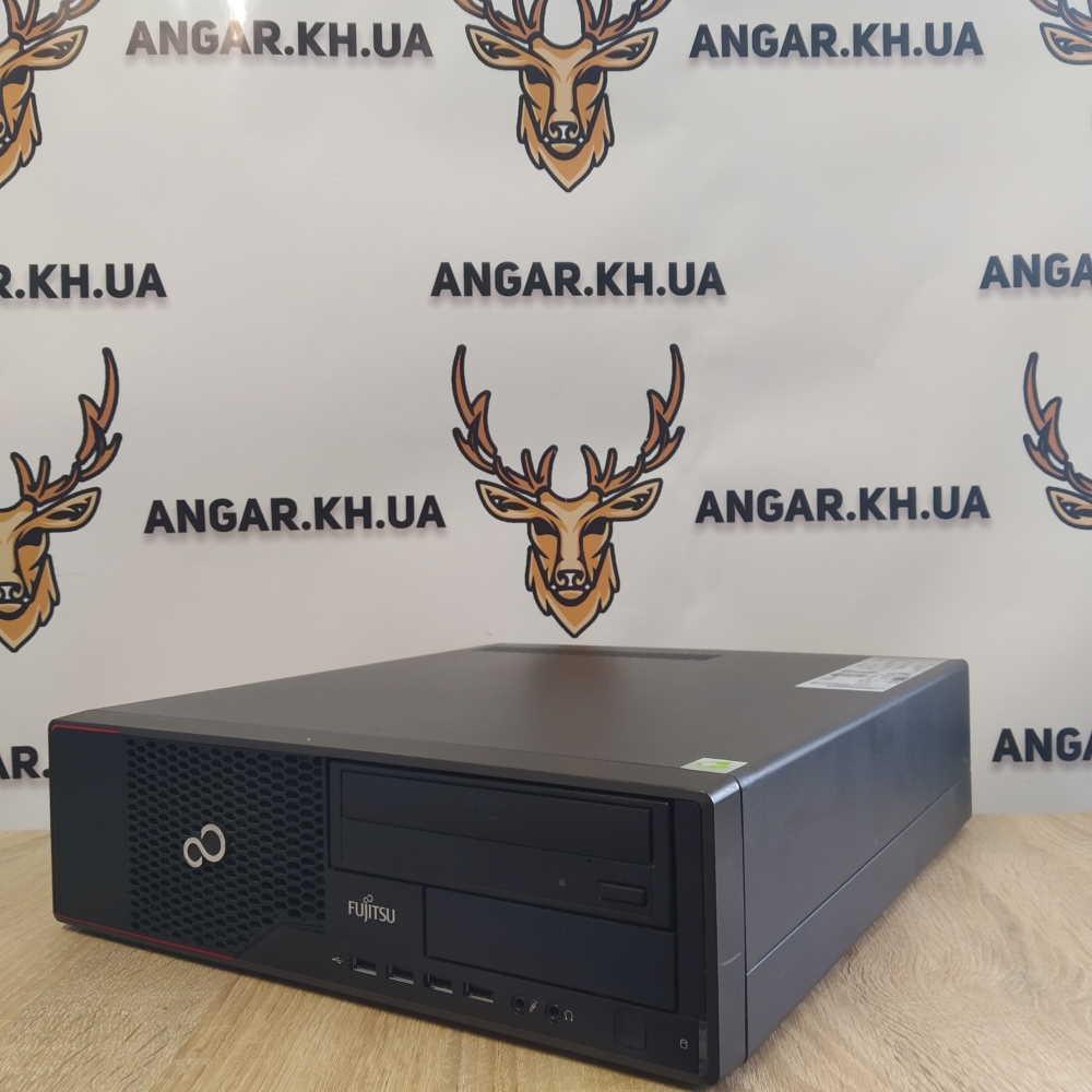 Компьютер бу Fujitsu Esprimo E710 (Intel Core i3-2100-3.1 Ghz (2/4) / DDR3-4Gb / HDD-320Gb)