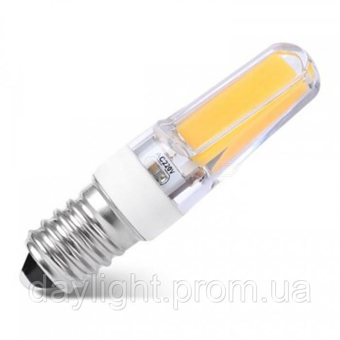Лампа светодиодная в холодильник 5W 3000k E14 Biom