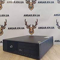 Компьютер бу Fujitsu Esprimo E710 (Core i5-3470-3.6 Ghz (4/4) / DDR3-4Gb / HDD-320Gb)
