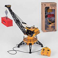 Детский строительный кран на радиоуправлении 951