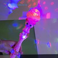 Волшебная палочка, светящийся микрофон ЛОЛ, фото 3