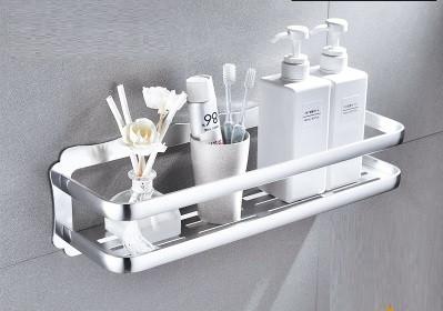 Полки в ванную комнату. Черный, розовый, серый цвета. Модель RD-9203